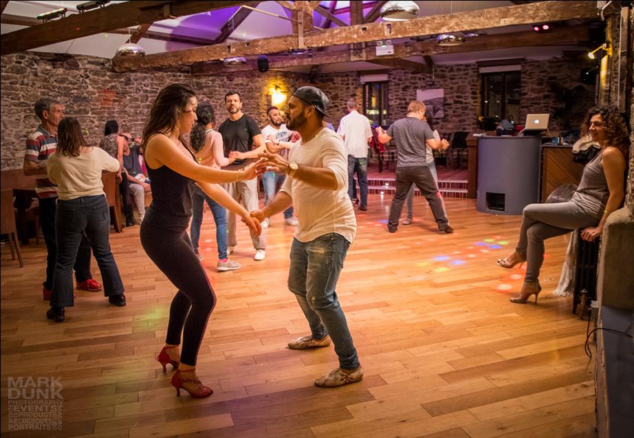 Misael Nicole dance event photo