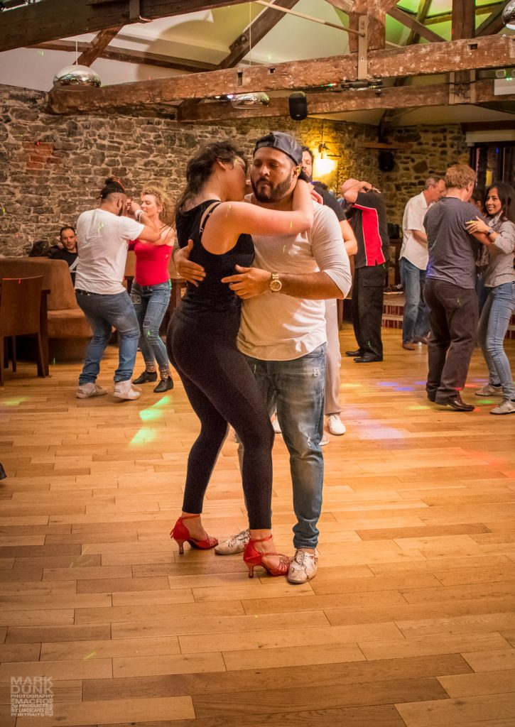 Latin dancers - event photography Plymouth