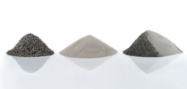 Powders for sintered metal components