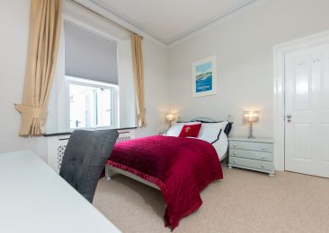 interiors photography - Double bedroom