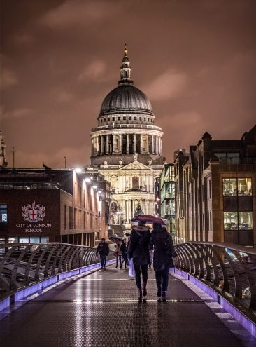 St Paul's Cathedral - photography for tourism.